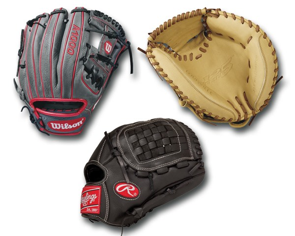 All Baseball Gloves