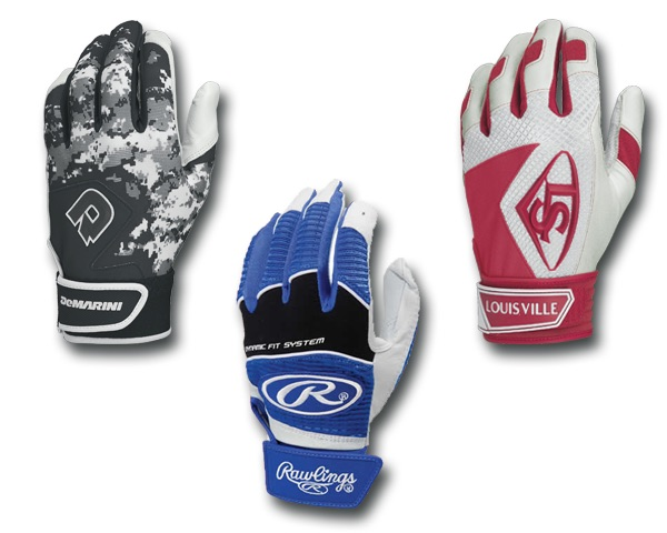 All Batting Gloves