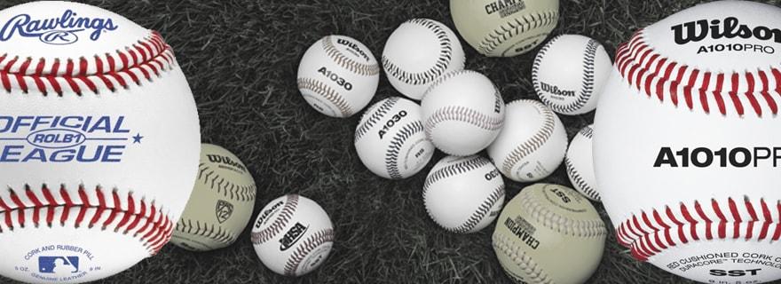 Baseballs – Game Balls