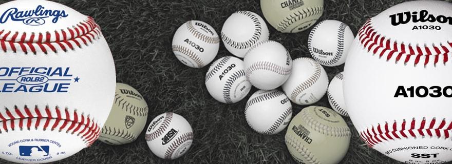 Baseballs – Practice Balls
