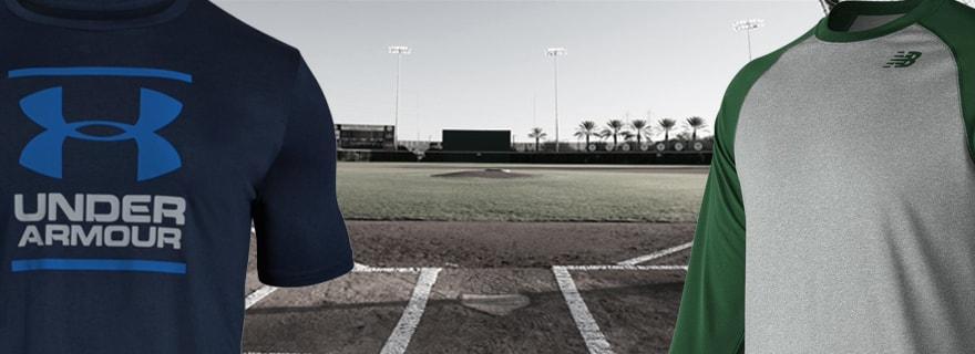 Baseball / Softball Training Tops