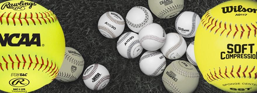 Softballs – Practice Balls